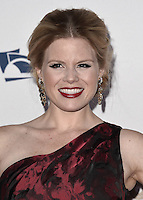 LOS ANGELES, CA - SEPTEMBER 27:  Megan Hilty at the 2016/17 Los Angeles Philharmonic Opening Night Gala and Concert: Gershwin and the Jazz Age at the Walt Disney Concert Hall on September 27, 2016 in Los Angeles, California. Credit: mpi991/MediaPunch