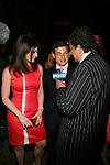 """Pix 11 Tamsen Fadal and Mr G  Interview Project Sunshine Founder Joseph Wilguest At The Tenth Annual Project Sunshine Benefit, """"Ten Years of Evenings Filled with Sunshine"""" honoring Dionne Warwick, Music Legend and Humanitarian Presented by Clive Davis Held At Cipriani 42nd street"""