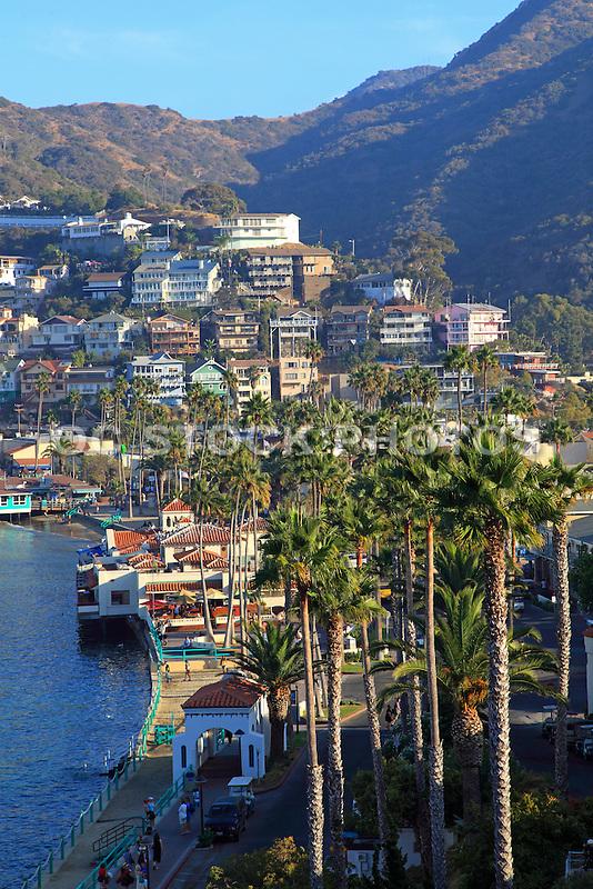 Avalon bay catalina island socal stock photos oc stock for Catalina bay