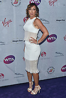 Jelena Jankovic at WTA pre-Wimbledon Party at The Roof Gardens, Kensington on june 23rd 2016 in London, England.<br /> CAP/PL<br /> &copy;Phil Loftus/Capital Pictures /MediaPunch ***NORTH AND SOUTH AMERICAS ONLY***