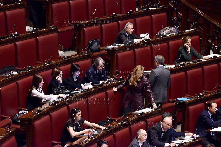 Riforme voto alla camera simona granati photojournalist for Votazione camera dei deputati