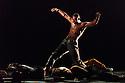 Alvin Ailey Dance theater present a programme of four UK premieres at Sadler's Wells as part of their tour with Dance Consortium this Autumn. This piece is: Exodus, choreographed by Rennie Harris. The dancers in this piece are: Yannick Lebrun, Renaldo Maurice, Daniel Harder, Michael Jackson Jr, Hope Boykin, Glenn Allen Sims, Linda Celeste Sims, Jamar Roberts, Jeroboam Bozeman, Belen Pereyra, Vernard J Gilmore, Matthew Rushing, Sarah Daley, Akua Noni Parker, Jacqueline Green, Ghrai Devore.