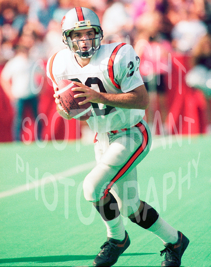 Doug Flutie BC Lions quarterback | IMAGE Communications