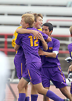Boys Soccer vs. Providence - STATE FINALS - Game Action - 11-2-13