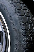 DETAIL OF RUBBER TREAD<br /> Car Tire Tread