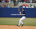 Mississippi's Alex Yarbrough vs. Louisiana-Monroe at Oxford-University Stadium in Oxford, Miss. on Saturday, February 20, 2010 in Oxford, Miss. Mississippi won 14-0.
