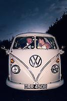 Mr & Mrs Tomlinson
