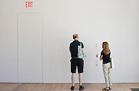 Whitney museum. Summer in New York City, New York, USA