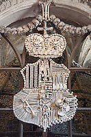 Sedlec Ossuary (Kostnice Sedlec), Kutn&aacute; Hora, Czech Republic