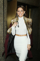 JAN 23 Maria Menounos at The Meredith Vieira Show