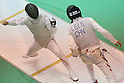 Ryo Miyake (JPN), .APRIL 23, 2012 - Fencing : .Asian Fencing Championships 2012,  .Mens Foil Individual .at Wakayama Big Wave, in Wakayama, Japan. .(Photo by Akihiro Sugimoto/AFLO SPORT) [1080]