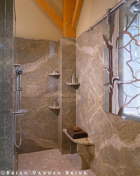 Design: Houses & Barns by John Libby/ Morning Star Marble