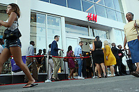 H&M and Uptown Magazine Celebrate the Re-launch of the Harlem's H&M Store on July 29, 2010 in Harlem