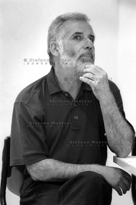Renato Curcio, fondatore delel Brigate Rosse (1994)