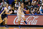 29 December 2015: Duke's Haley Gorecki. The Duke University Blue Devils hosted the Western Carolina University Catamounts at Cameron Indoor Stadium in Durham, North Carolina in a 2015-16 NCAA Division I Women's Basketball game.