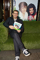 NO FEE PICTURES.1/5/12 Nick Munier at the opening night of the world premiere of Fiona Looney's new play Greener at the Gaiety Theatre, Dublin. Picture:Arthur Carron/Collins