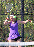 Girls Tennis vs. Heritage Christian  4-30-13