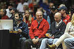 "Telesouth's Steve Davenport attends Ole Miss vs. Arkansas at the C.M. ""Tad"" Smith Coliseum in Oxford, Miss. on Saturday, January 19, 2013. Mississippi won 76-64. (AP Photo/Oxford Eagle, Bruce Newman)"