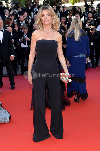 Alice Taglioni  at the Opening Movie &acute;Les Fantomes d Ismael`  screening during The 70th Annual Cannes Film Festival on May 17, 2017 in Cannes, France.<br /> CAP/LAF<br /> &copy;Lafitte/Capital Pictures /MediaPunch ***NORTH AND SOUTH AMERICAS, CANADA and MEXICO ONLY***