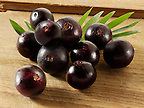 Photos &amp; pictures of the acai berries the super fruit anti oxident from the Amazon. Acai berries has been associated with helping weight loss. Stockfotos &amp; images