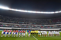 Mexico vs Costa Rica, March 24, 2017