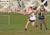 Girls JV Lacrosse vs. Westfield 4-29-13