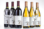 Medaloni Cellars and Market America Wine Bottles