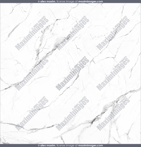 White marble with veins natural stone texture background