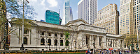 New York Public Library, architect, Carrere & Hastings , 5th Avenue, Manhattan, New York City, New York, USA