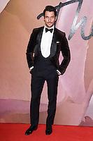 David Gandy at the Fashion Awards 2016 at the Royal Albert Hall, London. December 5, 2016<br /> Picture: Steve Vas/Featureflash/SilverHub 0208 004 5359/ 07711 972644 Editors@silverhubmedia.com