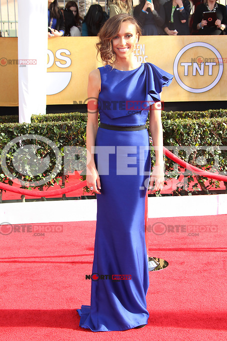 LOS ANGELES, CA - JANUARY 27: Giuliana Rancic at The 19th Annual Screen Actors Guild Awards at the Los Angeles Shrine Exposition Center in Los Angeles, California. January 27, 2013. Credit: MediaPunch Inc. /NortePhoto