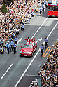 Massive Parade to Honor Japan's Returning Medalists from the 2012 London Olympics