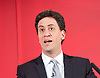 Labour Party Education manifesto launch at Microsoft, London, Great Britain <br /> 9th April 2015 <br /> <br />  General Election Campaign 2015 <br /> <br /> Ed Miliband <br /> Leader of the Labour Party <br /> <br /> <br /> <br /> <br /> <br /> <br /> Photograph by Elliott Franks <br /> Image licensed to Elliott Franks Photography Services