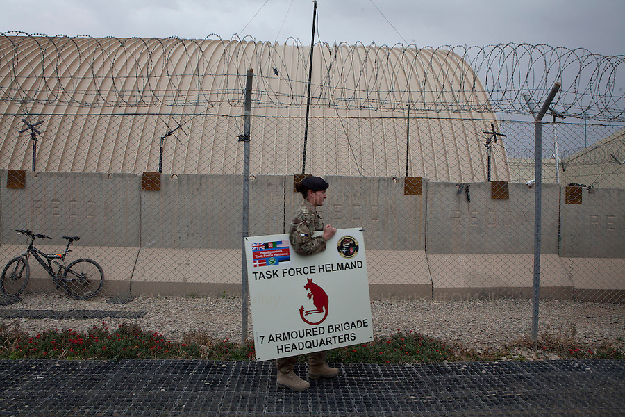 British Handover in Helmand