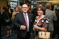 Johnathan Mizen of Potter Clarkson and Helen Stephenson of Brockhurst Davies