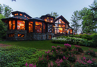 Mirror Lake Property, Lake Placid NY - John Burke