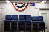 PHOENIX, ARIZONA, USA, 19/10/2016:<br /> The republican party headquarters.<br /> Arizona, traditionally very republican state, has become a swing state with both main candidates equally scoring in polls. (Photo by Piotr Malecki / Napo Images)