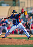 4 March 2016: Houston Astros pitcher Juan Minaya on the mound during a Spring Training pre-season game against the St. Louis Cardinals at Osceola County Stadium in Kissimmee, Florida. The Astros defeated the Cardinals 6-3 in Grapefruit League play. Mandatory Credit: Ed Wolfstein Photo *** RAW (NEF) Image File Available ***