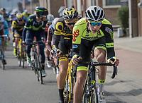 WB Veranclassic Aqua Protect at the front<br /> <br /> 60th E3 Harelbeke (1.UWT)<br /> 1day race: Harelbeke &rsaquo; Harelbeke - BEL (206km)