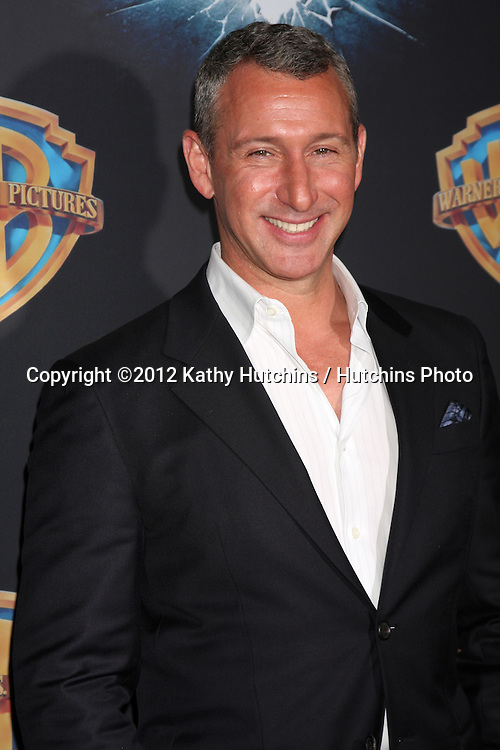 LAS VEGAS - APR 24:  Adam Shankman arrives at the Warner Brothers Photo Op at CinemaCom 2012 at Caesars Palace on April 24, 2012 in Las Vegas, NV