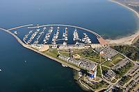 Yachthafen Hohe Duene Warnemuende: DEUTSCHLAND, MECKLENBURG-VORPOMMERN, WARNEMUENDE, (GERMANY, MECKLENBURG POMERANIA), 10.10.2010:  Europa, Deutschland, Mecklenburg, Vorpommern, Warnemuende, Yachthafen Hohe Duene, Residenz, Luftbild, Luftaufnahme, Uebersicht, Ueberblick, Draufsicht, Tourismus, Urlaub, Reise, reisen, Ostsee, Meer, Wasser, Kueste, Strand, Rostock, Haus, Haeuser, Ort, Stadt, Hotel, Schifffahrt, Warnow, Yachthafen, .c o p y r i g h t : A U F W I N D - L U F T B I L D E R . de.G e r t r u d - B a e u m e r - S t i e g 1 0 2, 2 1 0 3 5 H a m b u r g , G e r m a n y P h o n e + 4 9 (0) 1 7 1 - 6 8 6 6 0 6 9 E m a i l H w e i 1 @ a o l . c o m w w w . a u f w i n d - l u f t b i l d e r . d e.K o n t o : P o s t b a n k H a m b u r g .B l z : 2 0 0 1 0 0 2 0  K o n t o : 5 8 3 6 5 7 2 0 9.C o p y r i g h t n u r f u e r j o u r n a l i s t i s c h Z w e c k e, keine P e r s o e n l i c h ke i t s r e c h t e v o r h a n d e n, V e r o e f f e n t l i c h u n g n u r m i t H o n o r a r n a c h M F M, N a m e n s n e n n u n g u n d B e l e g e x e m p l a r !.