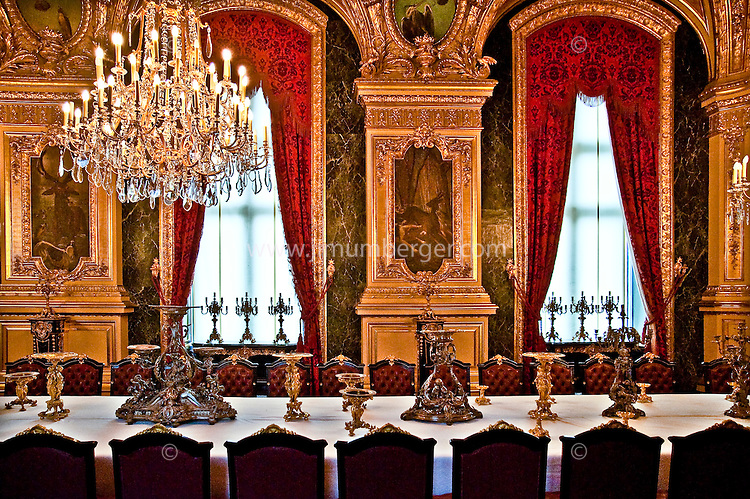 Louvre paris jim umberger for Most beautiful dining rooms in paris
