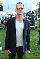 NEW YORK, NY - SEPTEMBER 24, 2016 Neil Patrick Harris backstage at the Global Citizen Festival, September 24, 2016 in New York City. Photo Credit: Walik Goshorn / Mediapunch
