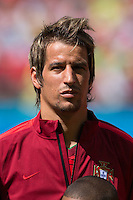 Fabio Coentrao of Portugal