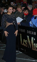 Les Miserables Premiere London