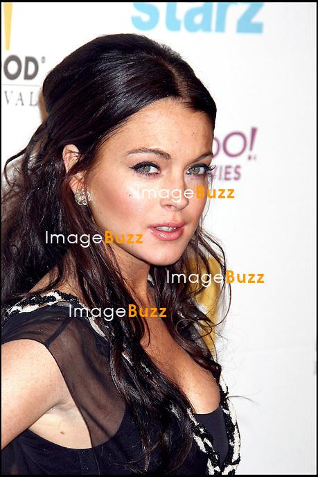 "LINDSAY LOHAN - 10 EME CEREMONIE DE GALA DES ""HOLLYWOOD AWARDS"" A BEVERLY HILLS.."" 10TH ANNUAL HOLLYWOOD AWARDS GALA CEREMONY "", AT THE BEVERLY HILTON HOTEL IN BEVERLY HILLS..LOS ANGELES, OCTOBER 23, 2006...Pic : Lindsay Lohan"