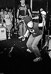 CIRCLE JERKS at Fridays, 1983