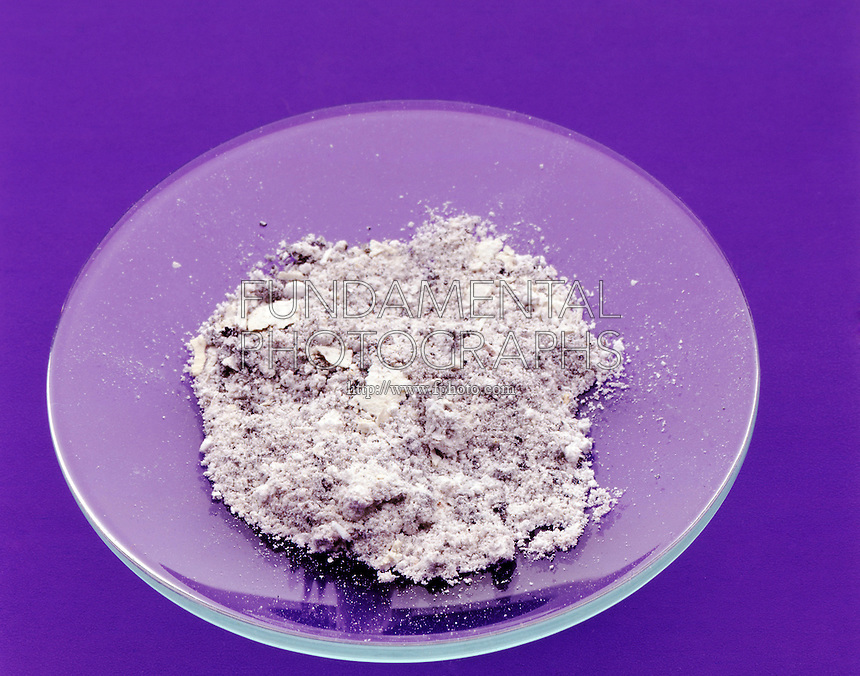 CALCIUM OXIDE<br />