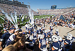 _88R3806..2012 FTB vs Weber State University..BYU - 45.Weber State - 6. .Photo by Jaren Wilkey/BYU..September 8, 2012..© BYU PHOTO 2012.All Rights Reserved.photo@byu.edu  (801)422-7322