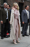 NEW YORK, NY - SEPTEMBER 29: Judith Light spotted leaving 'The Late Show with Stephen Colbert' to promote the series 'Transparent'  in New York, New York on September 29, 2016.  Photo Credit: Rainmaker Photo/MediaPunch